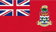 Cayman Islands Yacht Flag